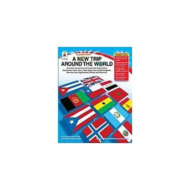 Carson-Dellosa Publishing A New Trip Around The World Workbook By Graham, Leland, Kindergarten - Grade 5 [eBook]