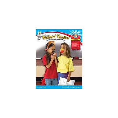 Carson-Dellosa Publishing Act It Out Readers' Theater Workbook By Wheeler, Kathryn, Kindergarten - Grade 1 [eBook]