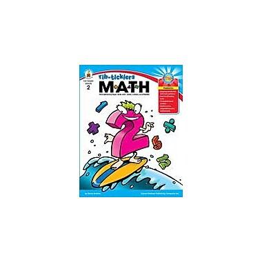 Carson-Dellosa Publishing Rib-Ticklers Math, Grade 2 Workbook By Andrews, Carolyn, Grade 2 [eBook]