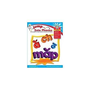 Carson-Dellosa Publishing Jump Into Phonics, Grade 1 Workbook By Graham, Leland, Grade 1 [eBook]