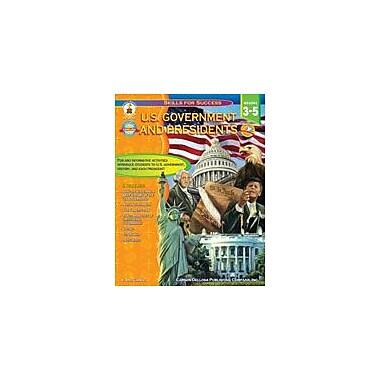 Carson-Dellosa Publishing U.S. Government And Presidents Workbook By Gamble, Amy, Grade 3 - Grade 5 [eBook]