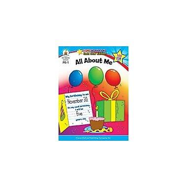 Carson-Dellosa Publishing All About Me, Grades Pk - 1 Workbook, Preschool - Grade 1 [eBook]