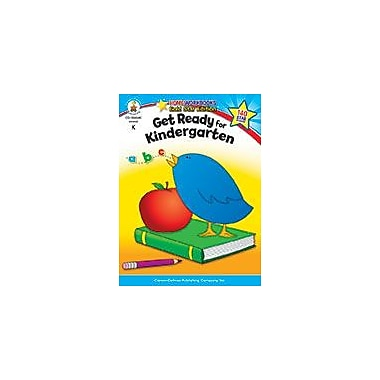 Carson-Dellosa Publishing Get Ready For Kindergarten, Grade K Workbook, Kindergarten [eBook]