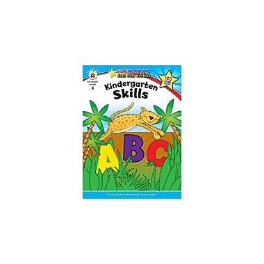 Carson-Dellosa Publishing Kindergarten Skills, Grade K Workbook, Kindergarten [eBook]