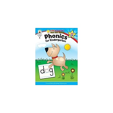 Carson-Dellosa Publishing Phonics For Kindergarten, Grade K Workbook, Kindergarten [eBook]