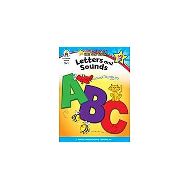 Carson-Dellosa Publishing Letters And Sounds, Grades K - 1 Workbook, Kindergarten - Grade 1 [eBook]