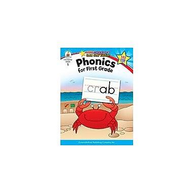 Carson-Dellosa Publishing Phonics For First Grade, Grade 1 Workbook [eBook]
