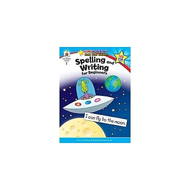Carson-Dellosa Publishing Spelling And Writing For Beginners, Grade 1 Workbook [eBook]