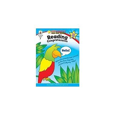 Carson-Dellosa Publishing Reading Comprehension, Grade 3 Workbook, ISBN #9781483822693 [eBook]