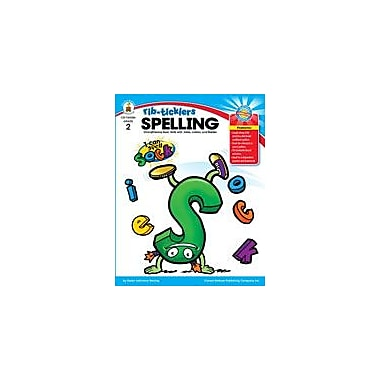 Carson-Dellosa Publishing Rib-Ticklers Spelling Grade 2 Workbook By Latchana-Kenney, Karen, Grade 2 [eBook]