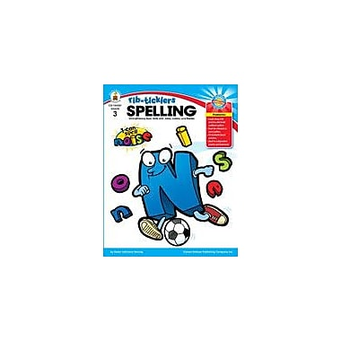 Carson-Dellosa Publishing Rib-Ticklers Spelling Grade 3 Workbook By Latchana-Kenney, Karen, Grade 3 [eBook]