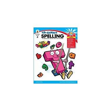 Carson-Dellosa Publishing Rib-Ticklers Spelling Grade 4 Workbook By Andrews, Carolyn, Grade 4 [eBook]