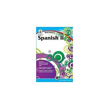 Carson-Dellosa Publishing Spanish Ii, Grades 6 - 8 Workbook, Grade 6 - Grade 8 [eBook]