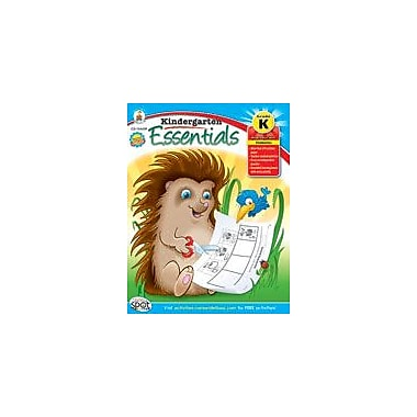 Carson-Dellosa Publishing Kindergarten Essentials Workbook, Kindergarten [eBook]