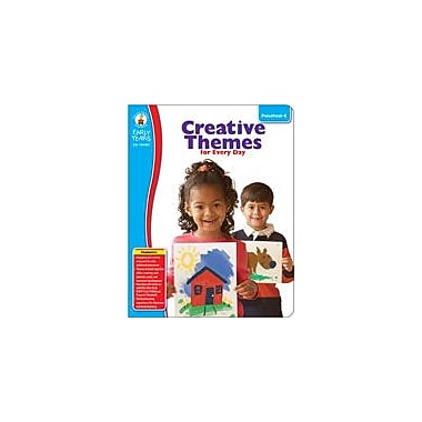 Carson-Dellosa Publishing Creative Themes For Every Day Workbook, Preschool - Kindergarten [eBook]