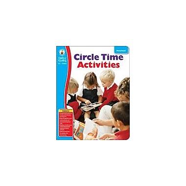 Carson-Dellosa Publishing Circle Time Activities Workbook, Preschool [eBook]