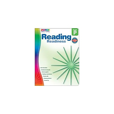 Carson-Dellosa Publishing Spectrum Early Years: Reading Readiness Workbook, Preschool [eBook]