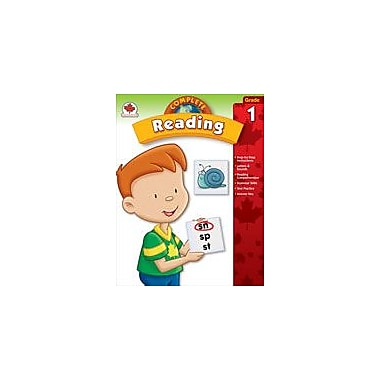 Carson-Dellosa Publishing Complete Reading, Grade 1 Workbook [eBook]