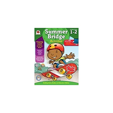 Carson-Dellosa Publishing - Manuel Summer Bridge Activities par Summer Bridge Activities, 1re et 2e années [livre numérique]