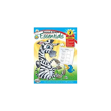 Carson-Dellosa Publishing Second-Grade Essentials Workbook By Mullarkey, Lisa, Grade 2 [eBook]