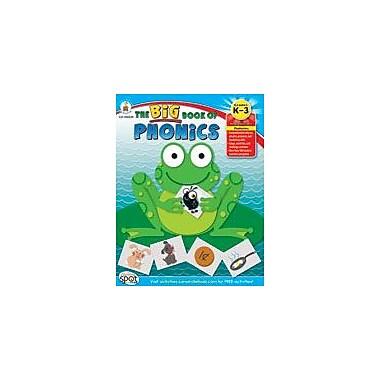 Carson-Dellosa Publishing The Big Book Of Phonics Workbook By Wilson, Barbara, Kindergarten - Grade 3 [eBook]