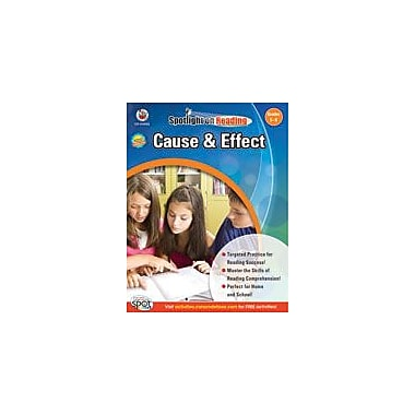 Carson-Dellosa Publishing Cause And Effect: Grades 5-6 Workbook, Grade 5 - Grade 6 [eBook]