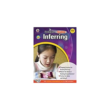 Carson-Dellosa Publishing Inferring: Grades 5-6 Workbook, Grade 5 - Grade 6 [eBook]