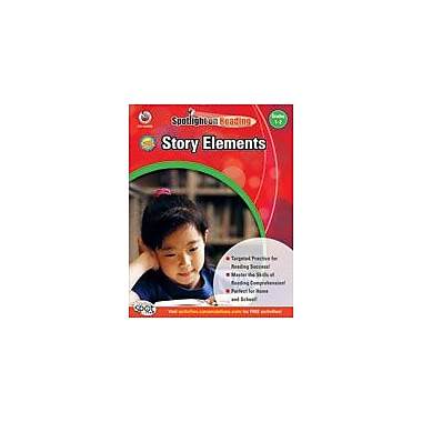 Carson-Dellosa Publishing Story Elements: Grades 1-2 Workbook, Grade 1 - Grade 2 [eBook]