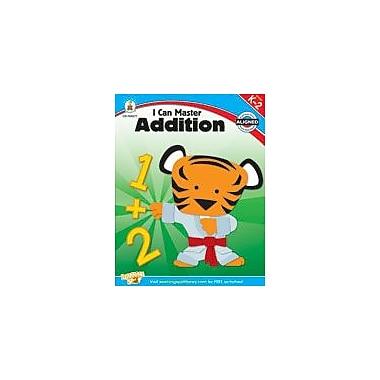 Carson-Dellosa Publishing I Can Master Addition Workbook, Kindergarten - Grade 2 [eBook]