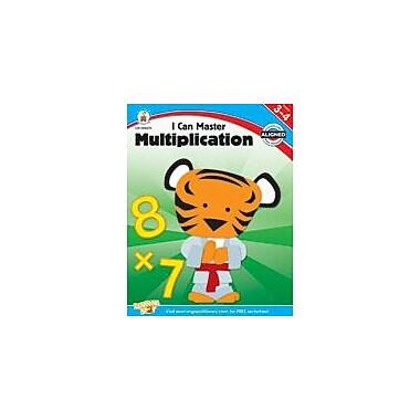 Carson-Dellosa Publishing I Can Master Multiplication Workbook, Grade 3 - Grade 4 [eBook]