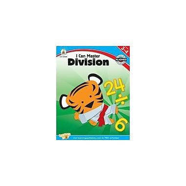 Carson-Dellosa Publishing I Can Master Division Workbook, Grade 3 - Grade 4 [eBook]