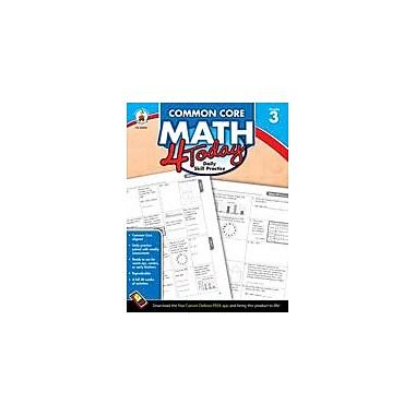 Carson-Dellosa Publishing Common Core Math 4 Today, Grade 3 Workbook By Mccarthy, Erin, Grade 3 [eBook]