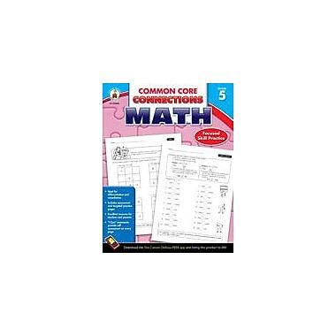 Carson-Dellosa Publishing Common Core Connections Math: Grade 5 Workbook [eBook]