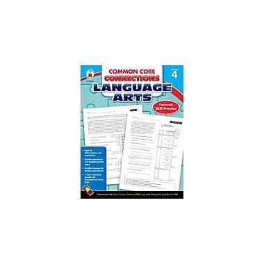 Carson-Dellosa Publishing Common Core Connections Language Arts: Grade 4 Workbook [eBook]