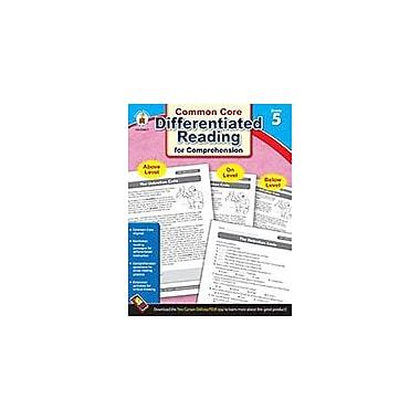 Carson-Dellosa Publishing Differentiated Reading For Comprehension, Grade 5 Workbook [eBook]