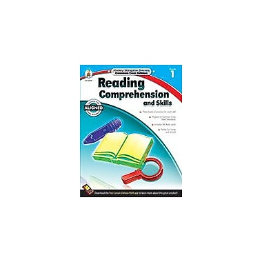 Carson-Dellosa Publishing Reading Comprehension And Skills, Grade 1 Workbook [eBook]