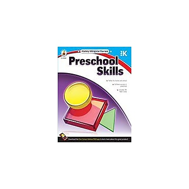 Carson-Dellosa Publishing Preschool Skills Workbook, Preschool [eBook]