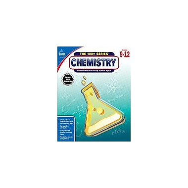 Carson-Dellosa Publishing Chemistry, Grades 9-12 Workbook, Grade 9 - Grade 12 [eBook]