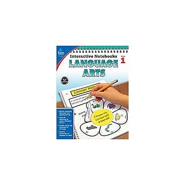 Carson-Dellosa Publishing Language Arts, Grade 1 Workbook [eBook]