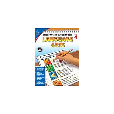 Carson-Dellosa Publishing Language Arts, Grade 4 Workbook [eBook]