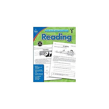 Carson-Dellosa Publishing Reading, Grade 1 Workbook [eBook]