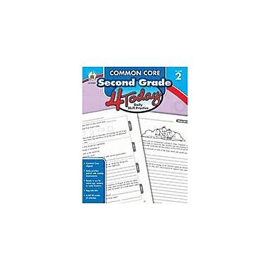 Carson-Dellosa Publishing Common Core Second Grade 4 Today, Grade 2 Workbook [eBook]