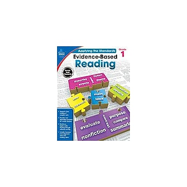 Carson-Dellosa Publishing Evidence-Based Reading, Grade 1 Workbook [eBook]