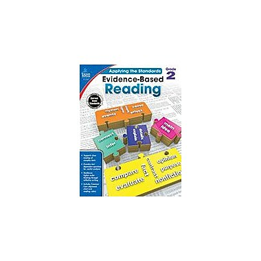 Carson-Dellosa Publishing Evidence-Based Reading, Grade 2 Workbook [eBook]