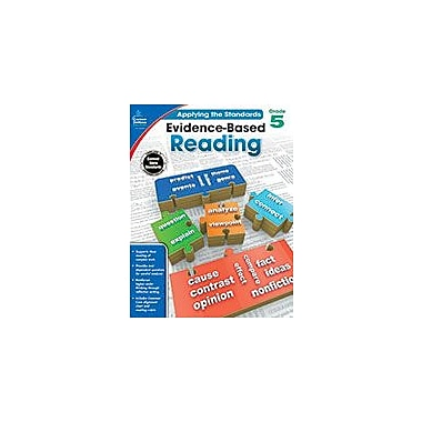 Carson-Dellosa Publishing Evidence-Based Reading, Grade 5 Workbook [eBook]