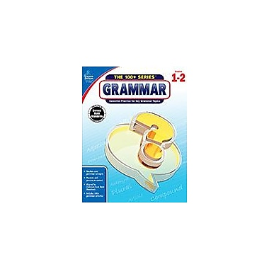 Carson-Dellosa Publishing Grammar, Grades 1-2 Workbook, Grade 1 - Grade 2 [eBook]