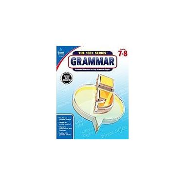 Carson-Dellosa Publishing Grammar, Grades 7-8 Workbook, Grade 7 - Grade 8 [eBook]