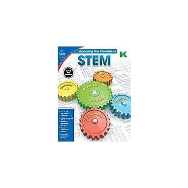 Carson-Dellosa Publishing Stem, Kindergarten Workbook By Stith, Jennifer B., Kindergarten [eBook]