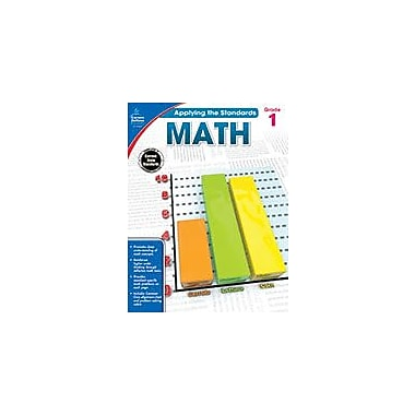 Carson-Dellosa Publishing Math, Grade 1 Workbook By Stith, Jennifer B., Grade 1 [eBook]