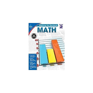 Carson-Dellosa Publishing Math, Grade 2 Workbook By Shepherd, Marie, Grade 2 [eBook]